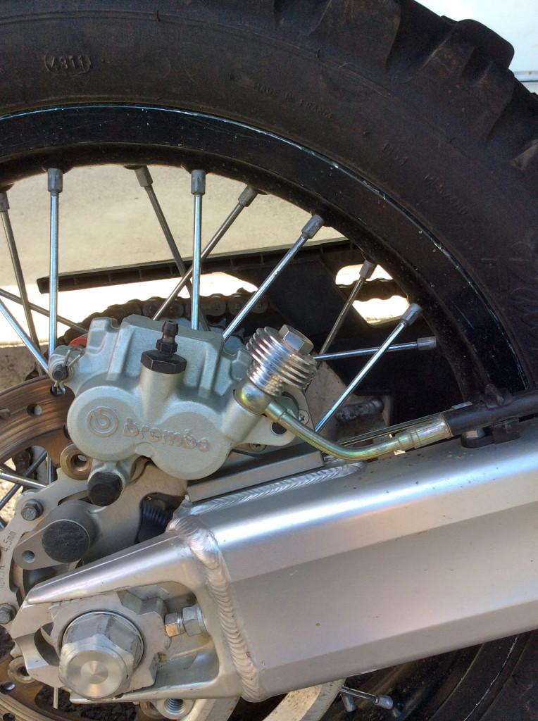 Slavens Racing Mule Cool Brake Caliper Cooler