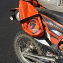 Limited Edition ORANGE MoJavi Saddlebag
