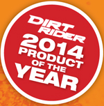 Dirt Rider Magazine Product of the Year