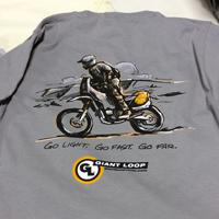 Go Light Go Fast Go Far T-Shirt