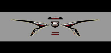 Honda CB500 Graphics Standard RRP447