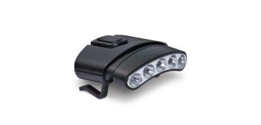 Orion Tilt Hat Clip LED Light